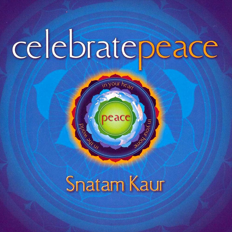 Celebrate Peace Snatam Kaur