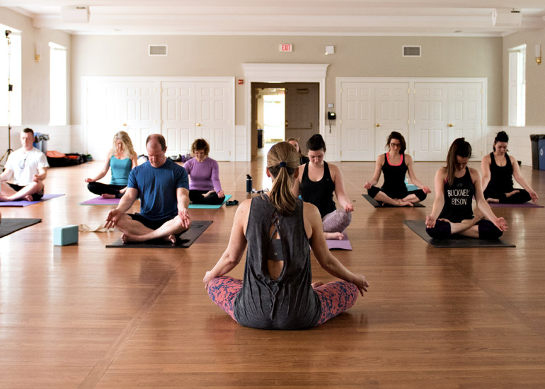 Yoga Class Passes at Yoga with Spirit