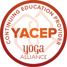 Yoga Alliance Continuing Education Provider (YACEP)