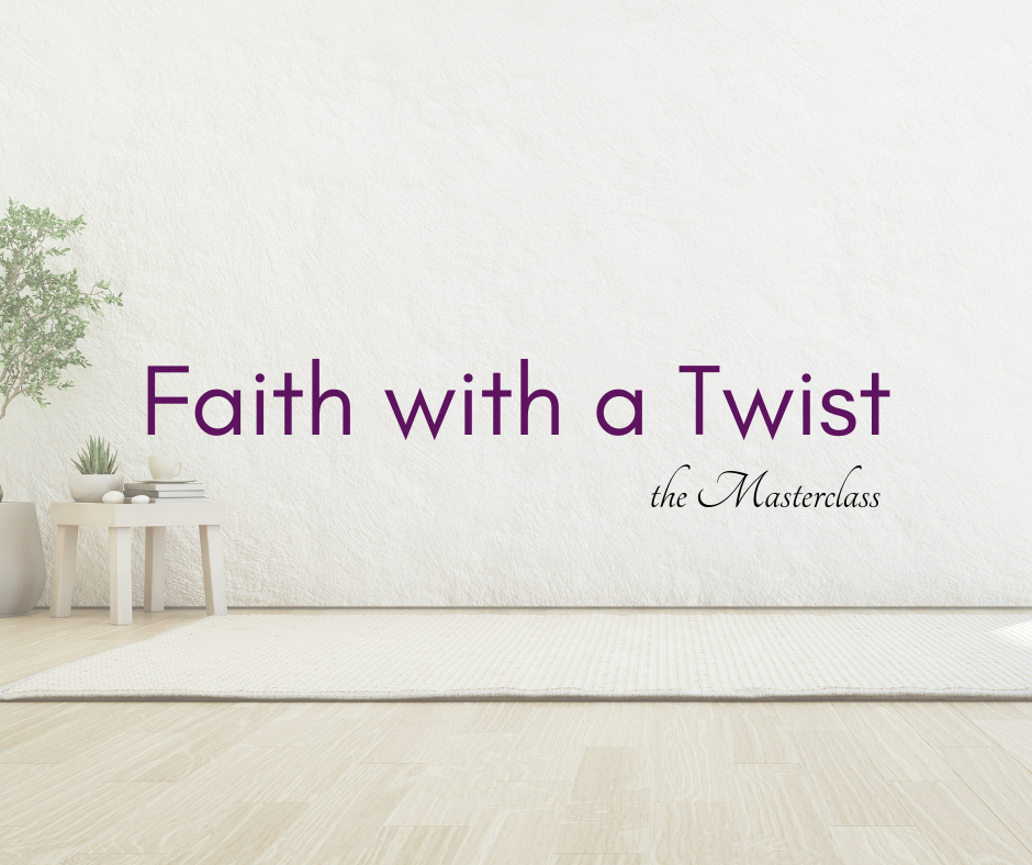 Faith With A Twist Self-Paced Yoga Course