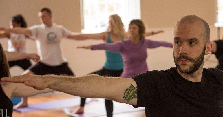 Yoga at Yoga With Spirit